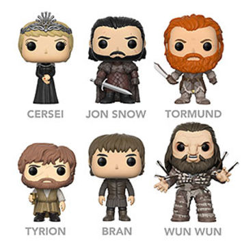 POP Game of Thrones Vinyl Figures