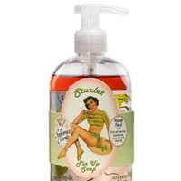 Starlet Pin-up Tuberose Liquid Soap