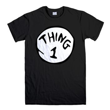 THING 1 Cat in The Hat Men's T-Shirt