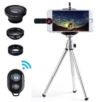 Ultimate Mobile Stand for Fish Eye Recording for iPhone