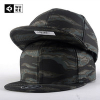 Camo Snapback Caps 2016 New Hip Hop Hats For Men Women Camouflage Baseball Cap Style