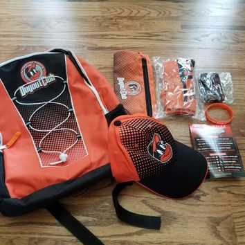Junior Baltimore Orioles Dugout Club Team Backpack (New)