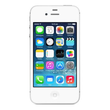 Refurbished Apple iPhone 4S Verizon White 16GB (MD277LL/A) (A1387)