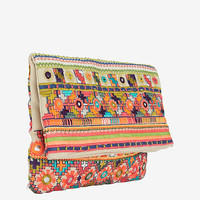 Star Mela Embellished Foldover Clutch | Shop IntermixOnline.com