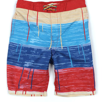 Appaman Stripes Swim Trunks