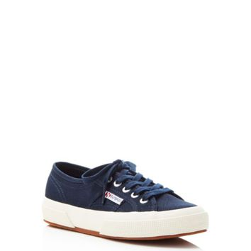 Superga Unisex Classic Lace Up Sneakers - Toddler, Little Kid | Bloomingdales's