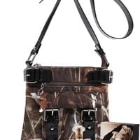 Realtree® Waterfowl Camo Crossbody Bag & Perfume Package