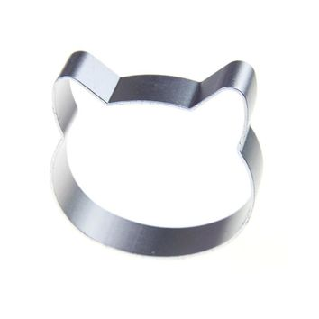 Mini Cat Cookie Cutters - Fondant Paste Mold - Cake Decorating - Clay Resin - Sugar Candy