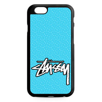 Stussy Raps St?ssy Surfware Clothing iPhone 6 Case