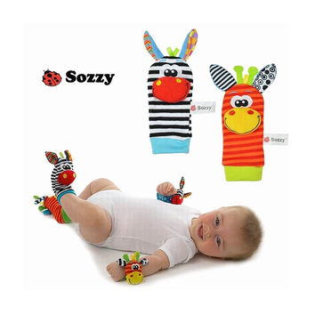 Animal Baby Infant Kids Foot Sock