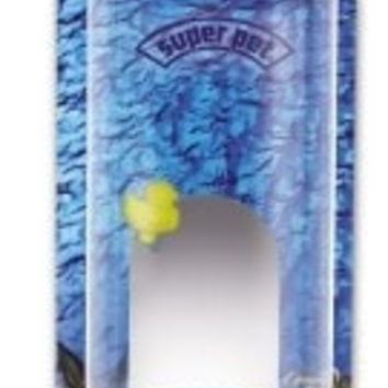 SMALL ANIMAL - WATERERS - CLEARWATER BOTTLE SINGLE 32 OZ - - - CENTRAL - SUPER PET/PETs INTL - UPC: 45125619737 - DEPT: SMALL ANIMAL PRODUCTS