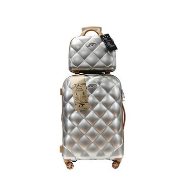 Mini noble rolling Luggage,Set trolley Suitcase,20inch Boarding trolley case,24/28 inch Travel Trunk,Fashion valise,password Box