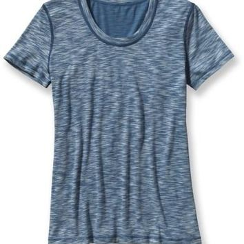 Patagonia Reversible Slub-Knit T-Shirt - Women's