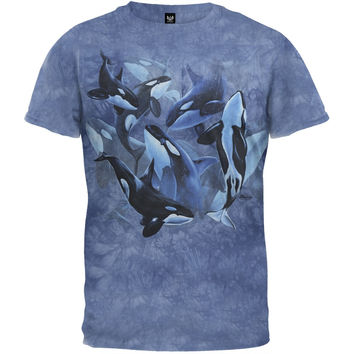 Orca Collage T-Shirt