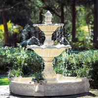 Three-Tier Fountain - Horchow