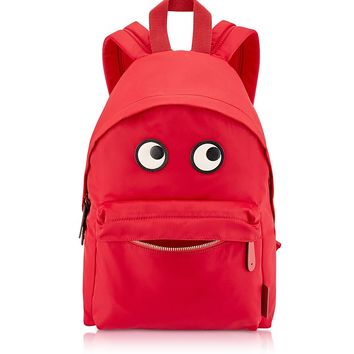 Anya Hindmarch Nylon Eyes Backpack