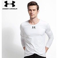 hot under armour mens long sleeve hoodie 100 cotton top