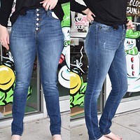 Highwaisted Kancan jeans