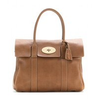 mulberry - bayswater leather tote