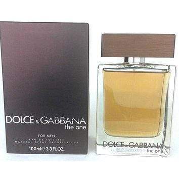 The One by Dolce&Gabbana 3.3 oz.Eau de Toilette Spray for Men