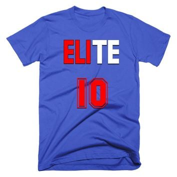 """Elite"" Eli New York Football T-Shirt"
