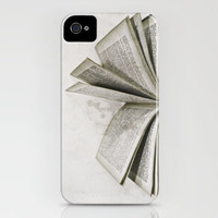 Reading Is Dreaming With Open Eyes iPhone Case by Ally Coxon | Society6