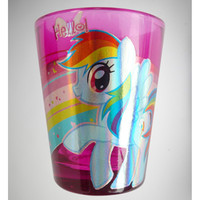 My Little Pony Pink Shot Glass