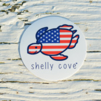 Patriotic Sticker