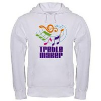 Treblemaker Pitch Perfect Hooded Sweatshirt> Treble Maker Pitch Perfect Fan T-shirts> www.cafepress.com/hometownshirt2