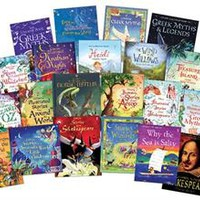 Usborne Books & More. Literature - Myths and Stories Collection (21)