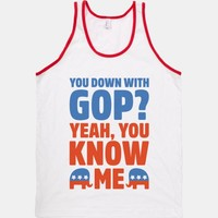 You Down With GOP?
