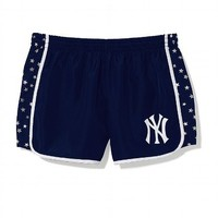 New York Yankees Campus Short - PINK - Victoria's Secret