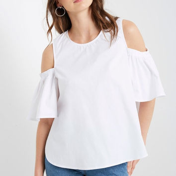 Serentine Cold Shoulder Top