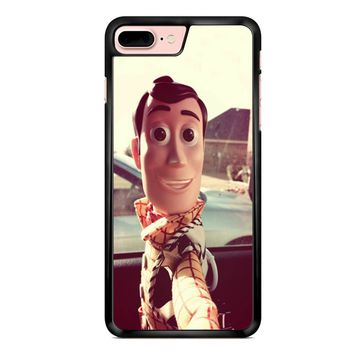 Disneyland Toy Story Woody Selfie 2 1 iPhone 7 Plus Case