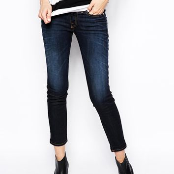 Vivienne Westwood Anglomania Jeans Skinny Jeans With Orb Pocket
