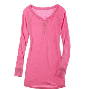 AE Henley Nightie   Aerie for American Eagle
