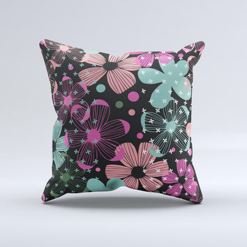 Throw Pillow Arrangement : Shop Decorative Flower Arrangements on Wanelo