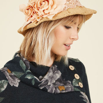 Veranda Tea Fair Hat | Mod Retro Vintage Hats | ModCloth.com