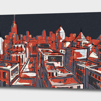 «Urban Visions», Limited Edition Canvas Print by Fotios Pavlopoulos - From $59 - Curioos