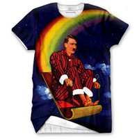 Christmas Rainbow Hitler