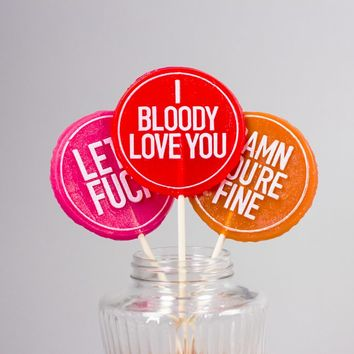 Love Bites Lollies | FIREBOX