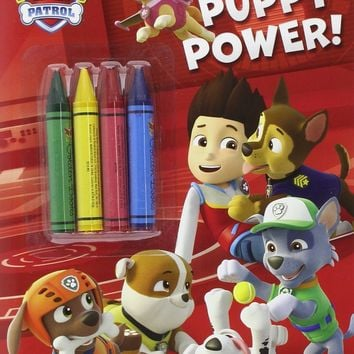 Puppy Power! Paw Patrol ACT CLR CS