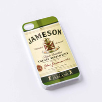 Jameson Whiskey iPhone 4/4S, 5/5S, 5C,6,6plus,and Samsung s3,s4,s5,s6