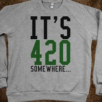 420 somewhere - TOTAL BUMMER