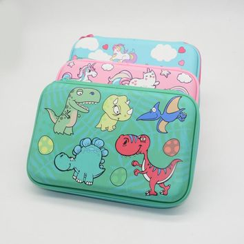 pencil case unicorn pencilcase Kawai trousse scolaire stylo Creativity pencil box pen case stationery kalem kutusu