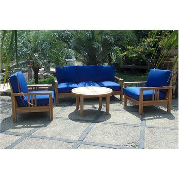 Anderson Teak SouthBay Deep Seating Collection (SET-255)