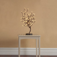 Plug-In LED 22-Inch Lighted Blossom Tree