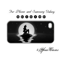 Little Mermaid,Disney,iPhone 5 case,iPhone 5C,iPhone 5S,Samsung Galaxy S3, Samsung Galaxy S4 Phone case,iPhone 4/ 4S Case