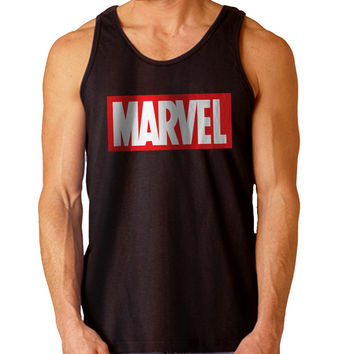 MARVEL For Mens Tank Top and Womens Tank Top *