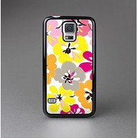The Bright Summer Brushed Flowers  Skin-Sert Case for the Samsung Galaxy S5